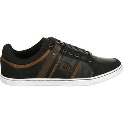 Herensneakers Ottawa zwart/bruin - 180661