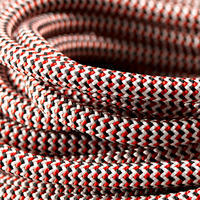 INDOOR CLIMBING ROPE 10 MM x 35 M - COLOUR RED