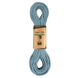 CORDE D'ESCALADE INDOOR 10MM x 25M- COULEUR BLEU