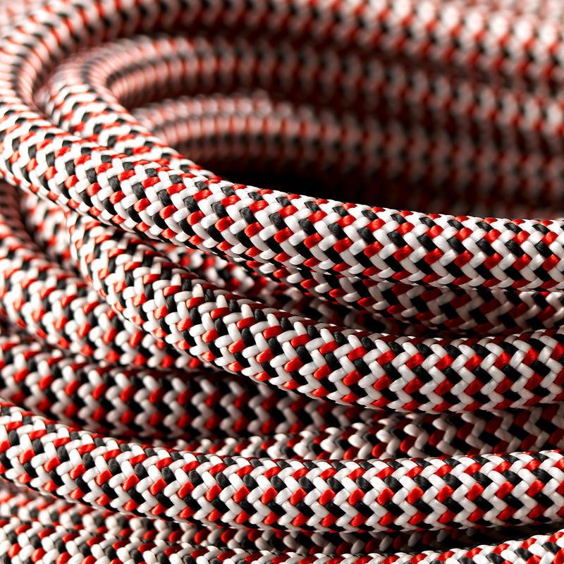 F 0 mm Corde-Ø b.25 Klobenrad acier rouge-peinture