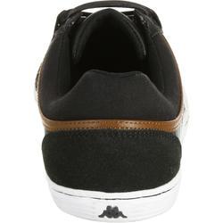 Herensneakers Ottawa zwart/bruin - 180663