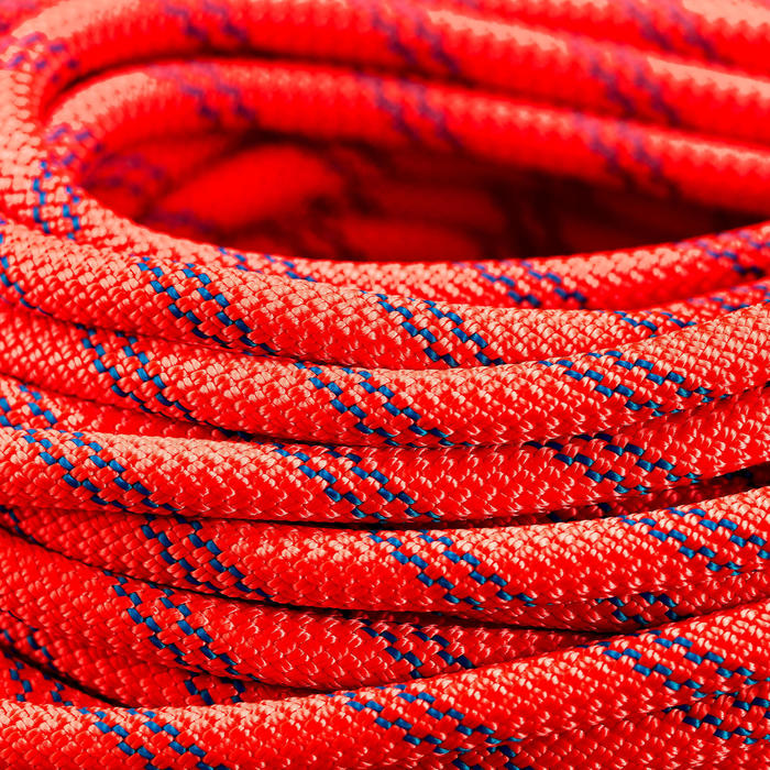 Corde à double d'escalade et d'alpinisme 8.6 mm x 50 m - Rappel 8.6 Orange