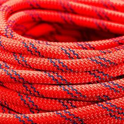 Corde à double d'escalade et d'alpinisme 8.6 mm x 60 m - Rappel 8.6 Orange