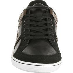 Herensneakers Ottawa zwart/bruin - 180664