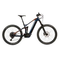 Bicicleta Eléctrica de montaña Lombardo stilus All Mountain 27,5 pulgadas Azul