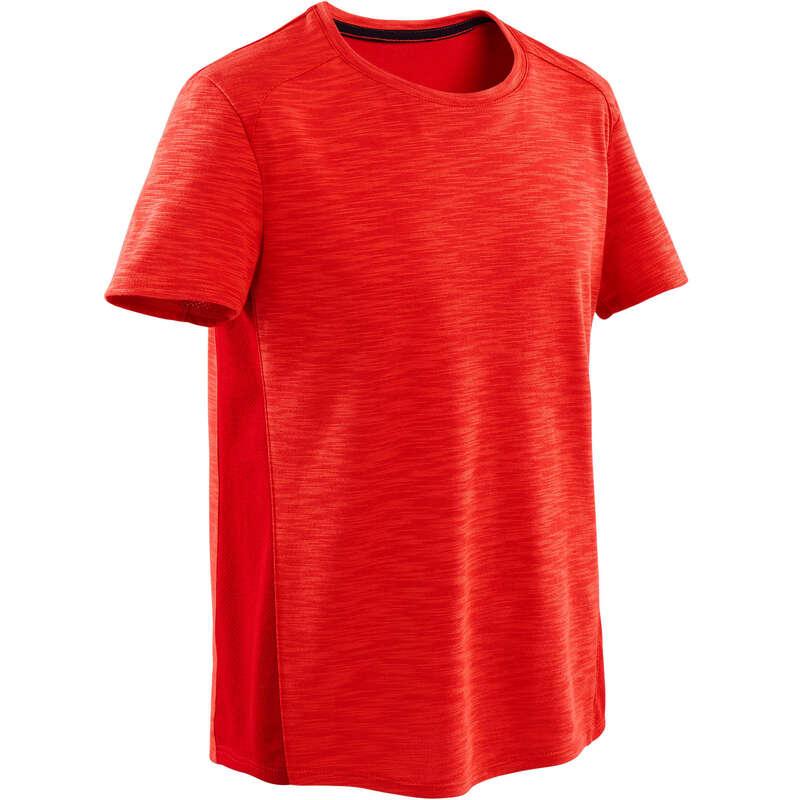 Ginástica - T-shirt GINÁSTICA 500 Rapaz DOMYOS