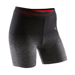 Shorty respirant et technique S900 fille GYM ENFANT noir