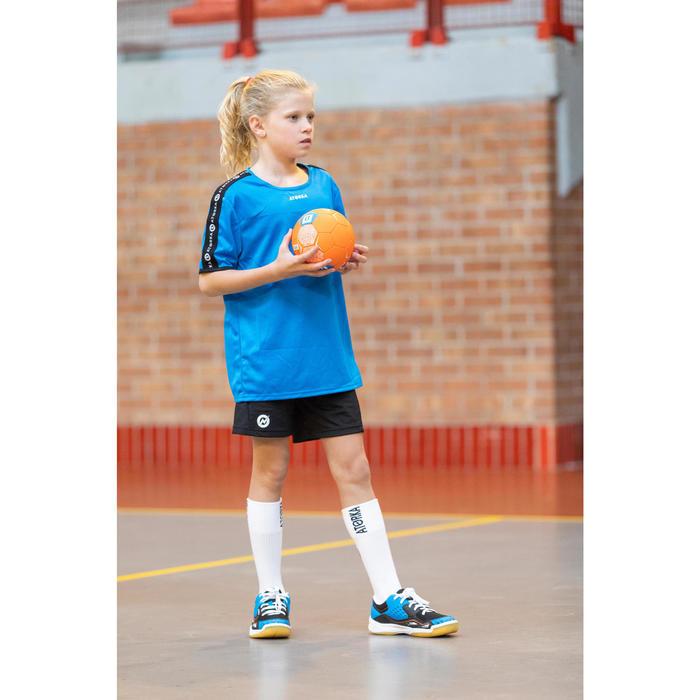 Ballon de handball enfant H100 soft T0 orange