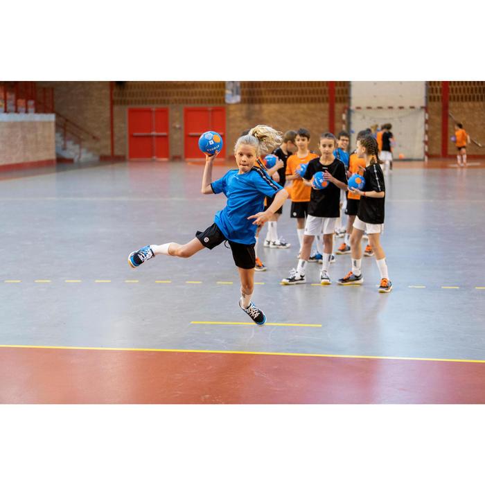 Short de handball enfant H100C noir