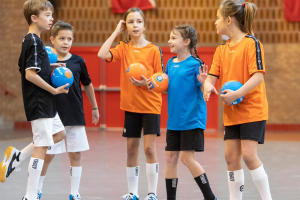 enfant-handball