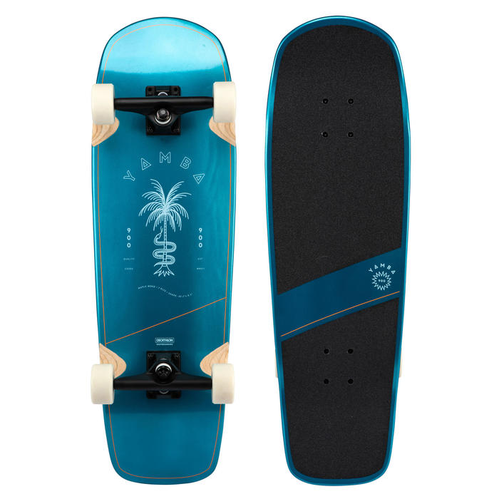 交通板Yamba 900-棕櫚藍