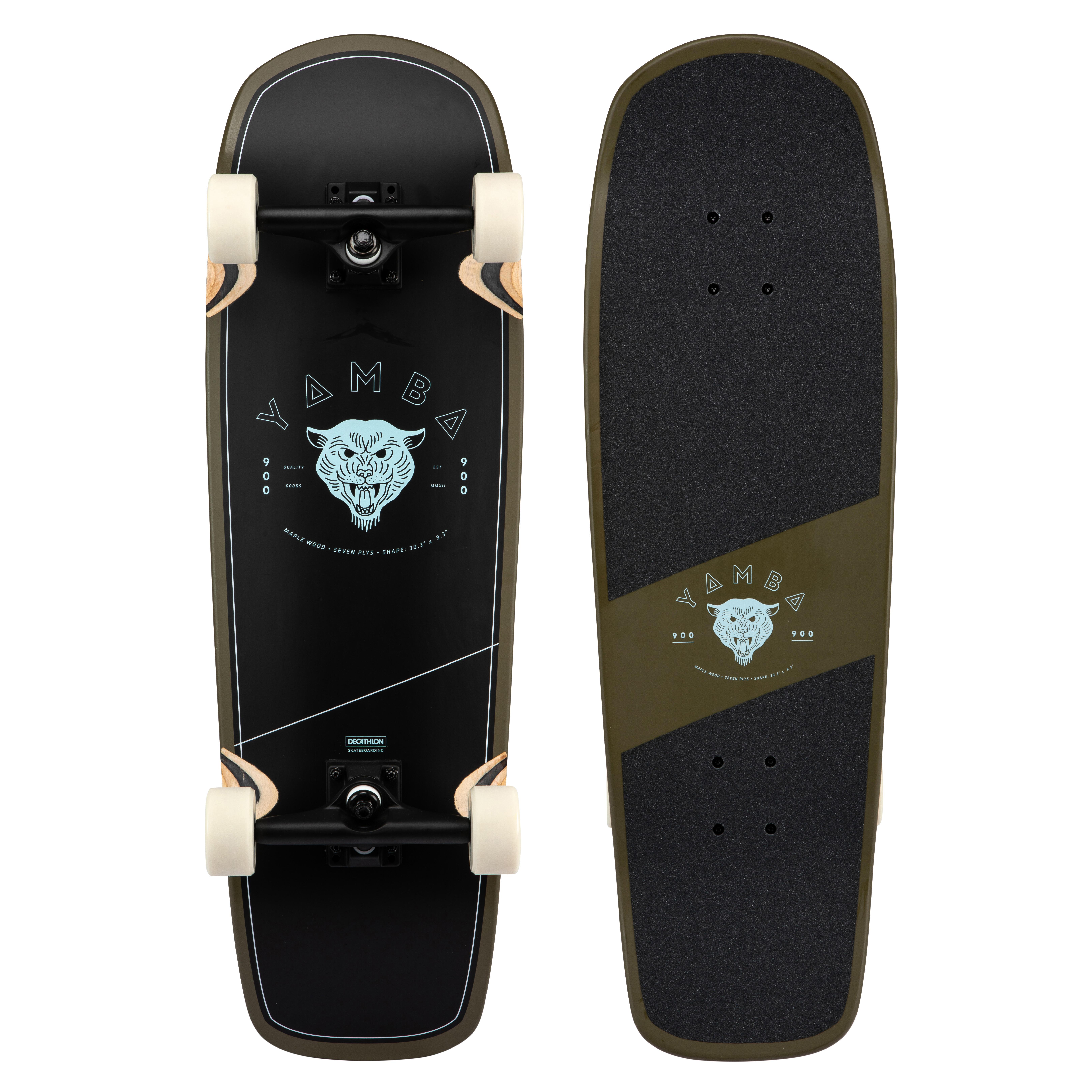 Cruiser Skateboard YAMBA 900 imagine
