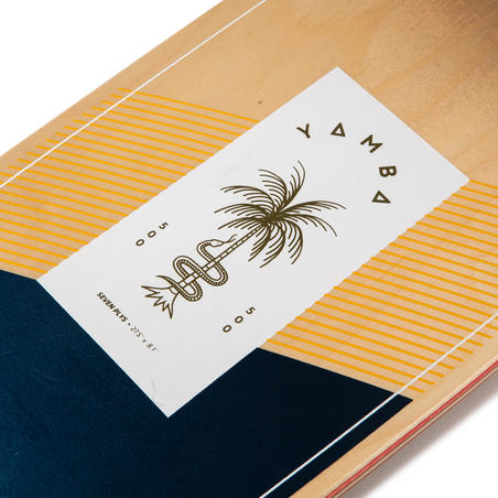 Cruiser Yamba 500 - Palm Wood