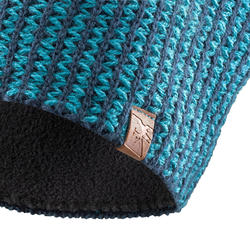 Warme klimmuts grijsblauw