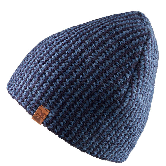 Warme klimmuts antiek blauw