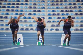 Top 5 des records d'athlétismes historiques | Decathlon
