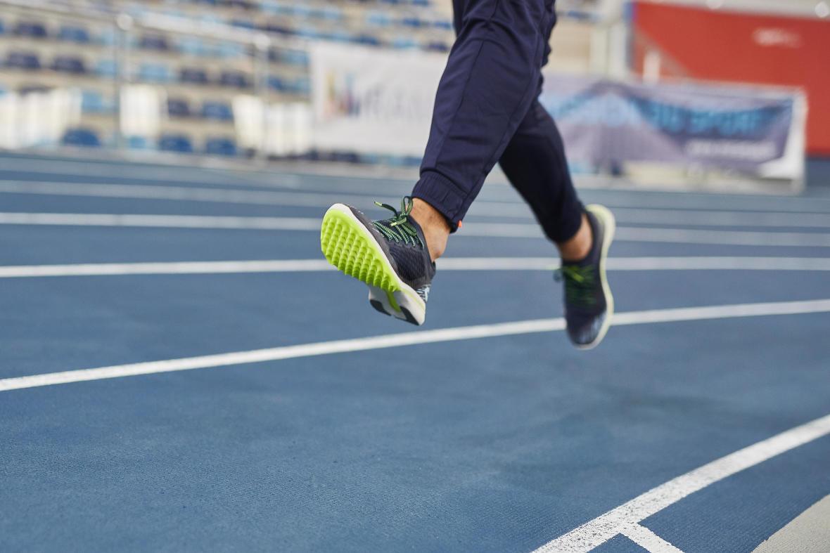 增肌訓練有利於跑步