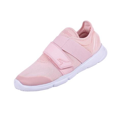 Soft 180 Strap Women's Fitness Walking Shoes - Light Pink