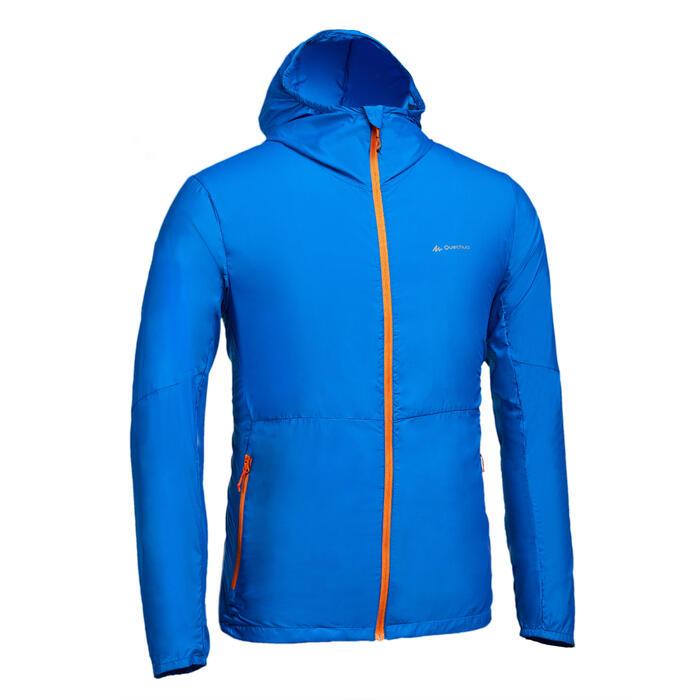 防曬外套HELIUM MID 500-藍色