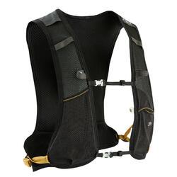 越野跑 水袋背包5 L - 黑色與古銅配色