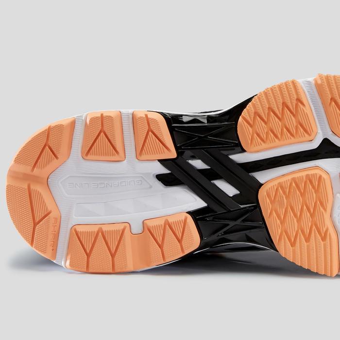 Hardloopschoenen voor dames Gel Glyde zwart