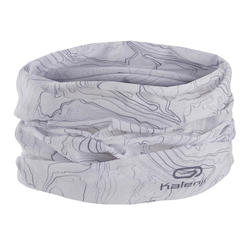 BANDEAU RUNNING MULTI-FONCTIONS BLANC GRAPHIC TRAIL