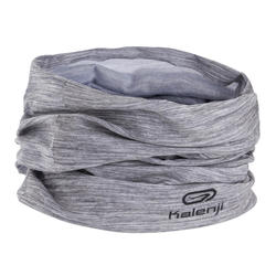 MULTIPURPOSE RUNNING HEADBAND - MOTTLED GREY