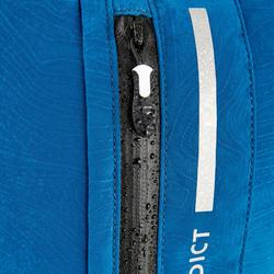 Trailrugzak uniseks 10 liter blauw/zwart
