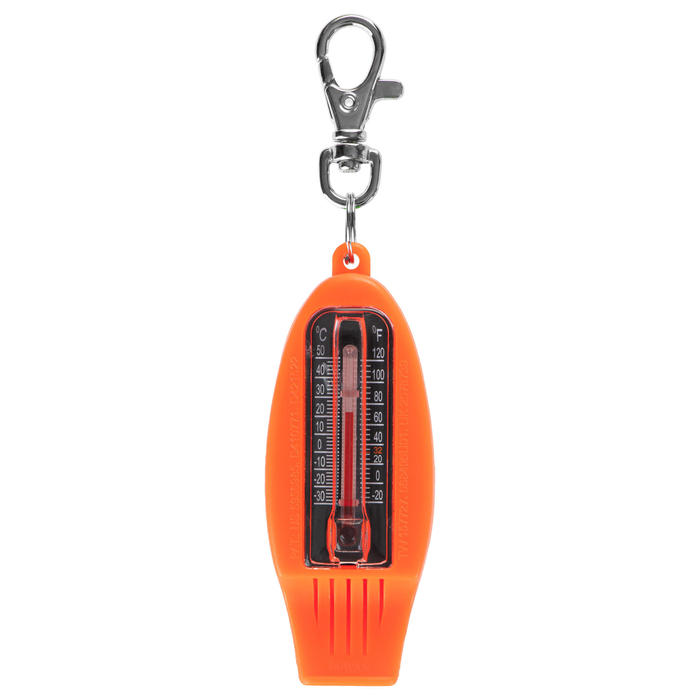 多功能指北針口哨50-橘色