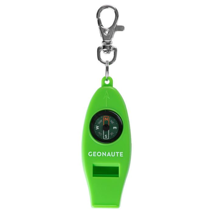 多功能指北針口哨50-綠色