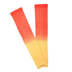 KIPRUN COLD PROTECTION RUNNING SLEEVES - ORANGE