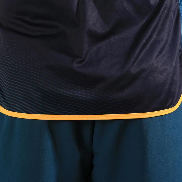 Débardeur de beach-volley homme BVT500 vert et jaune