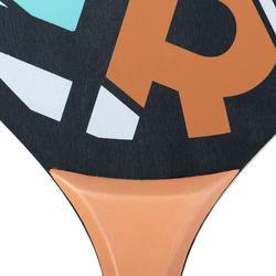 Beachtennisset Woody rackets Sand Oro