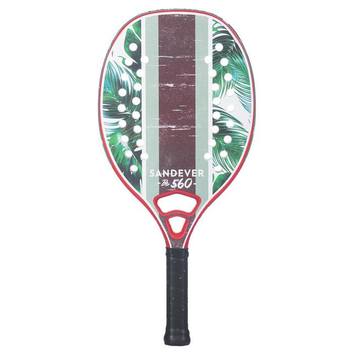 raquette de beach tennis BTR 560 O