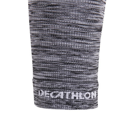 Running Solar Protection Sleeve - black grey