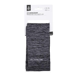 Running Solar Protection Sleeve - black grey