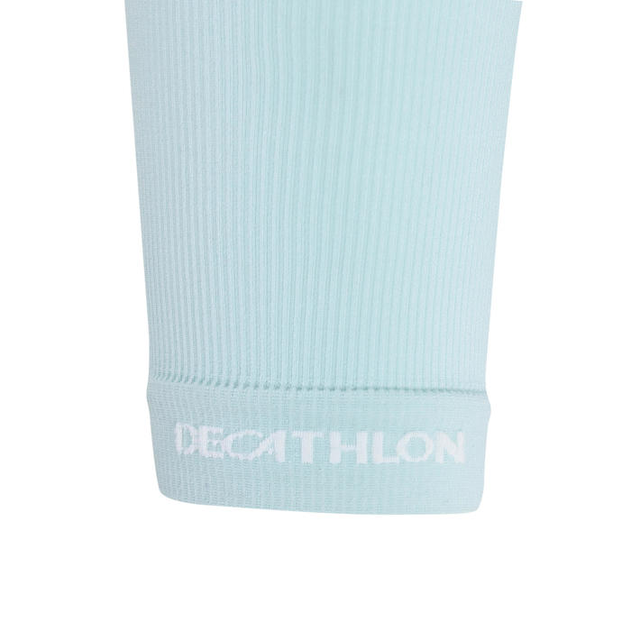SUN PROTECTION ARM COVER - LIGHT GREEN