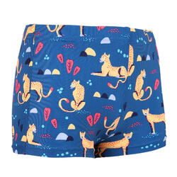 Baby Boys' Boxer Swim Shorts - Blue Print