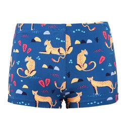 Baby Boys' Boxer Swim Shorts - Blue Print