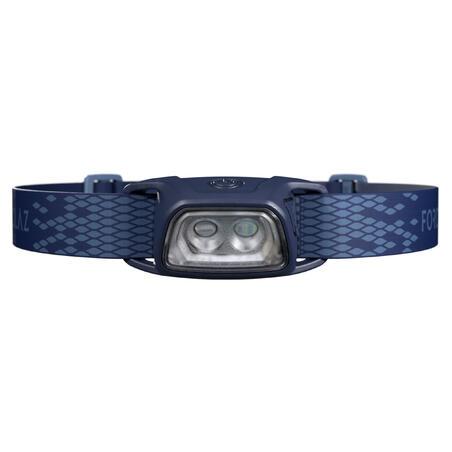 Senter Kepala Trekking Isi Ulang - TREK 100 USB - 120 lumen - Biru