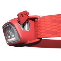 Lampe frontale rechargeable Trek 100USB 120 lumens