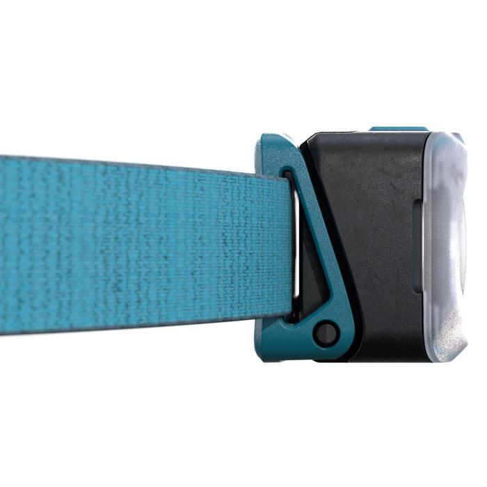Bivouac Rechargeable Head Torch Bivouac 500 USB 100 lumens - Turquoise
