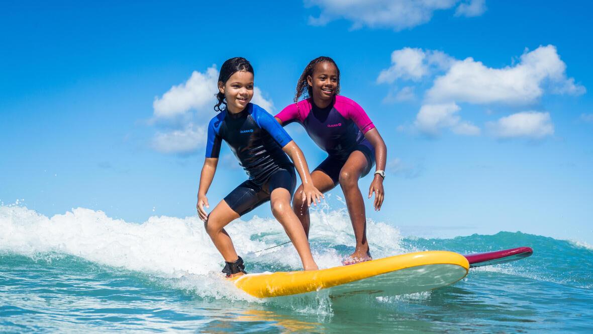Olaian voordelen surf foam surfplanken