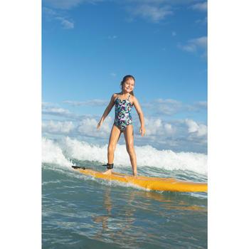 MAILLOT DE BAIN SURF FILLETTE JUNE HANALEI 100