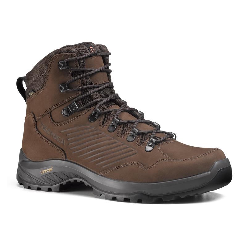 Chaussures imperméables de trek - VIBRAM - TECNICA TORENA GTX marron - homme