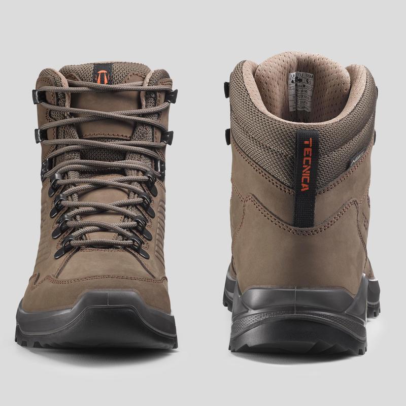 Chaussures imperméables de trek - VIBRAM - TECNICA TORENA GTX marron - femme