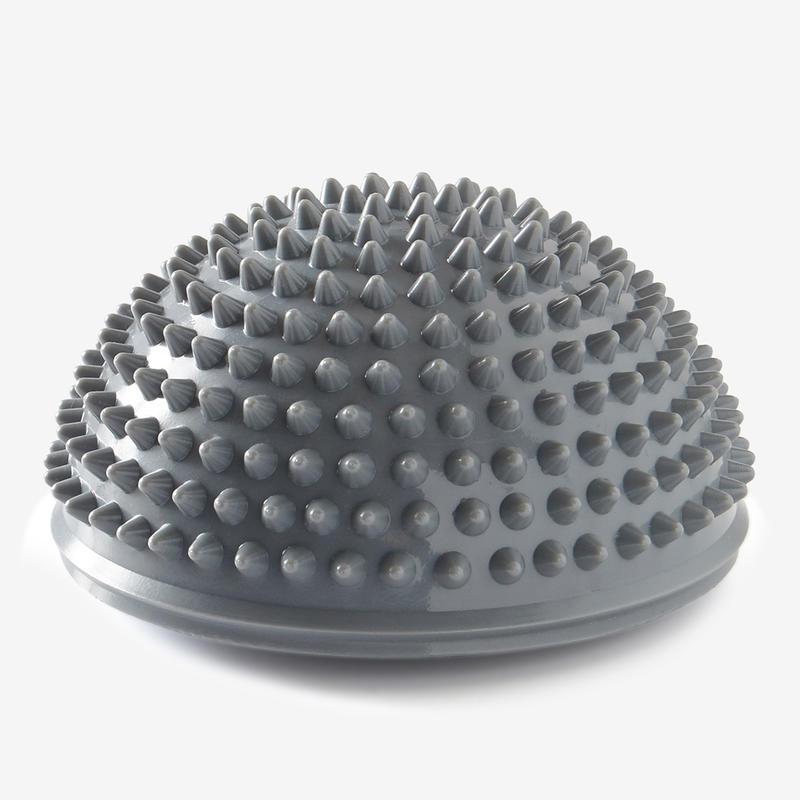 ลูกบอลฝึกการทรงตัวแบบปรับได้และใช้ได้สองด้าน