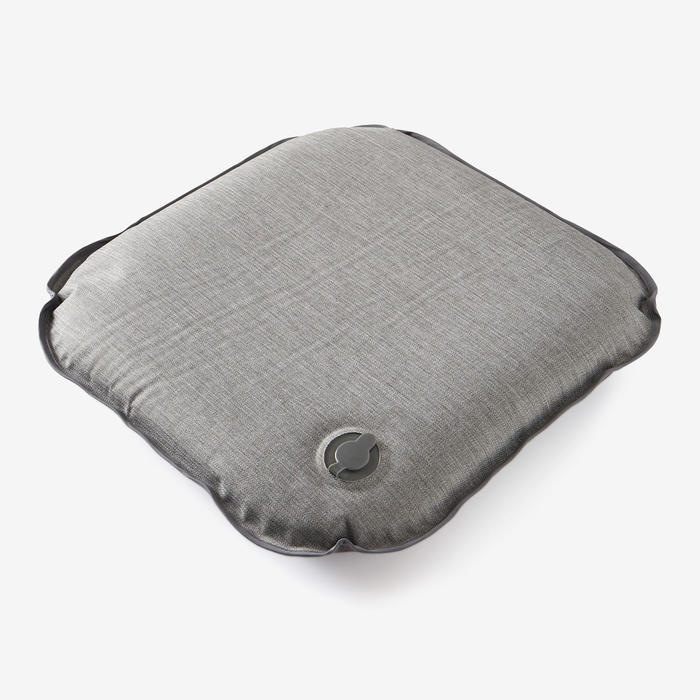 COUSSIN D'EQUILIBRE BACKMOBILITY MODULABLE TEXTILE GRIS