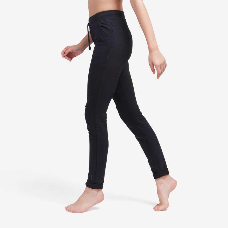 KADIN PANTOLON, MONT Pilates - 500 GYM EŞOFMAN ALTI  NYAMBA - Kadın Pilates Kıyafetleri
