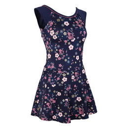 Women Swimming Costume - All floral